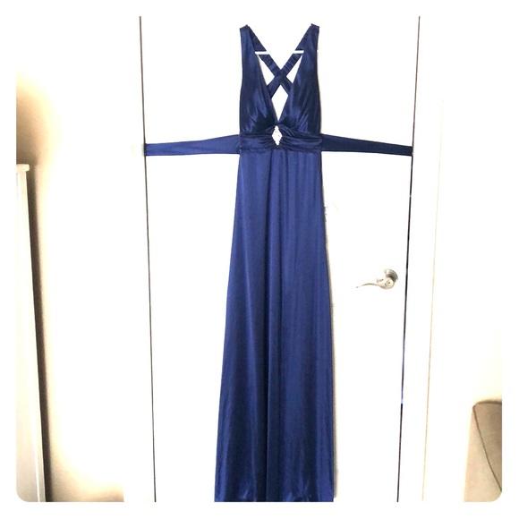 Windsor Dresses & Skirts - Navy Prom Dress